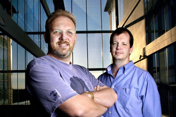 Andrew Black και Ed Wray.