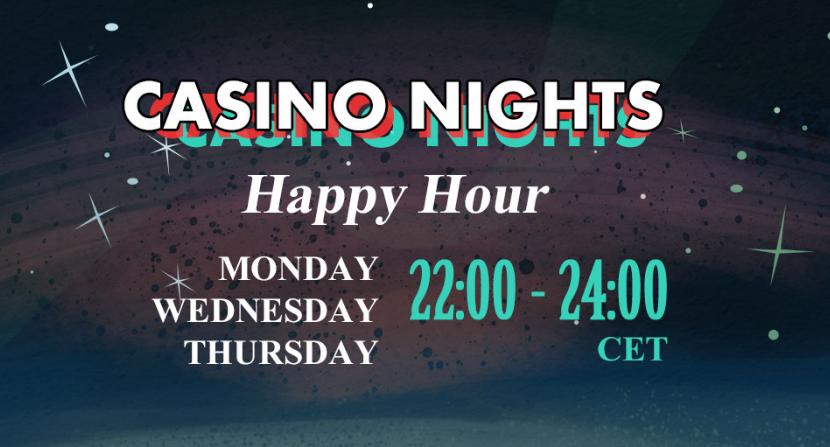 beterebels casino night