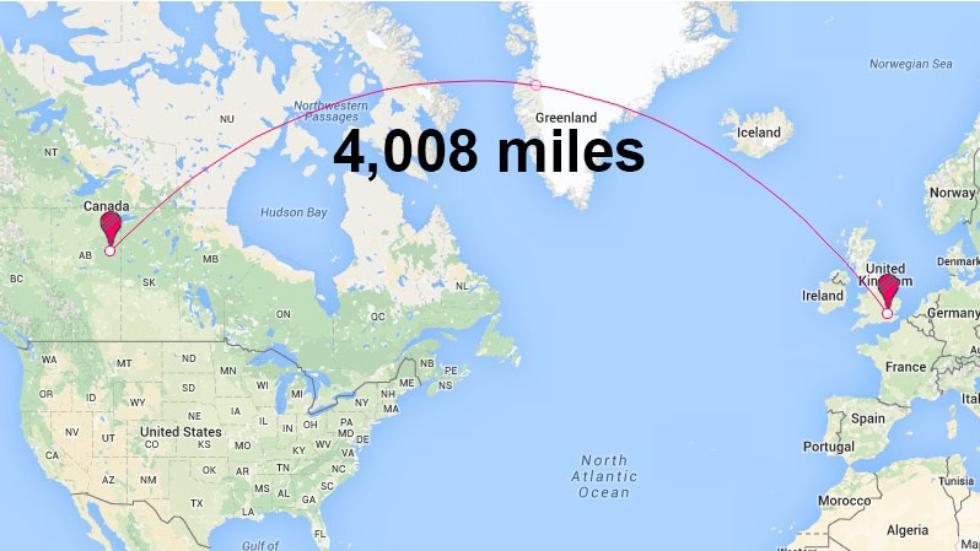 χιλιομετρικος χαρτης