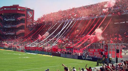 san lorenzo fans