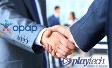 ΟΠΑΠ-Playtech
